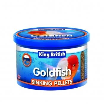 GOLDFISH SINKING PELLETS