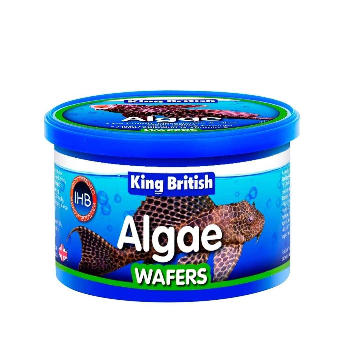 ALGAE WAFERS