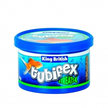 TUBIFEX FISH TREAT