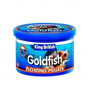 GOLDFISH FLOATING FOOD STICKS
