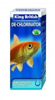 SAFE GUARD DE-CLHORINATOR