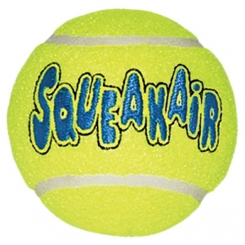 KONG AIR DOG AIR SQUEAKER BALL BULK