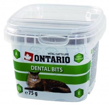 ONTARIO CAT SNACK DENTAL BITS