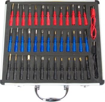 Kits cableados de pruebas