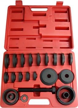 Kit completo extractor/colocador de rodamientos de bujes