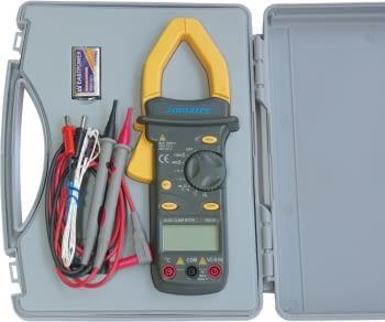 Pinza amperimétrica 1000A AC/DC