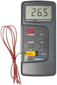 Termómetro de alta precisión  -50º a 1300ºC