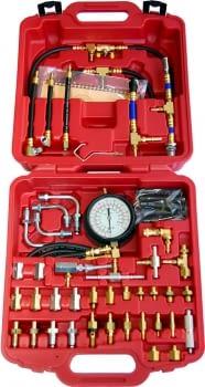 Comprobador presiones inyección gasolina completo