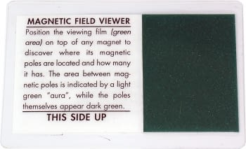 Tarjeta lectora de campos magnéticos