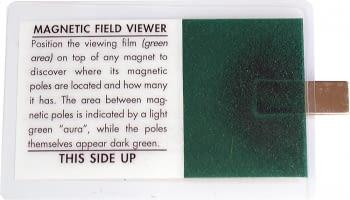 Tarjeta lectora de campos magnéticos - 1