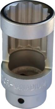 Vaso de inyectores de 28mm