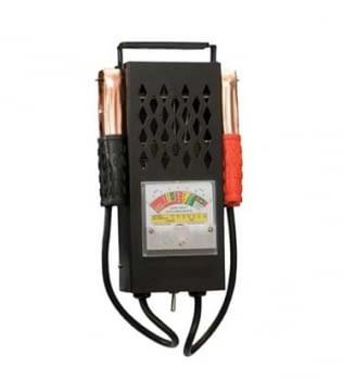 Comprobador de baterias analógico