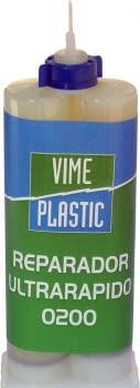 Reparador de plásticos ultrarrápido