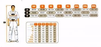 CAMISETA DE TRABAJO GRIS 7548G TALLA XXL - 1