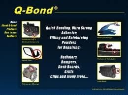 KIT REPARACIÓN UNIVERSAL Q-BOND - 1