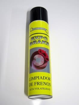 BOTE LIMPIADOR DE FRENOS 600ML