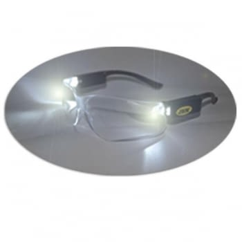 GAFAS DE PROTECCION CON LED