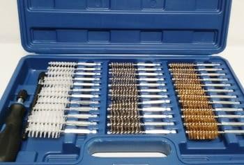 Estuche 36 cepillos de limpieza