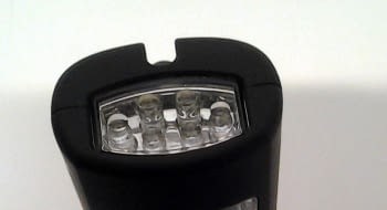 PORTATIL BASE ARTICULADA LED COB CON BATERIA RECARGABLE - 3