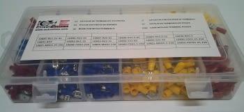 ESTUCHE 635 TERMINALES FASTON - 2