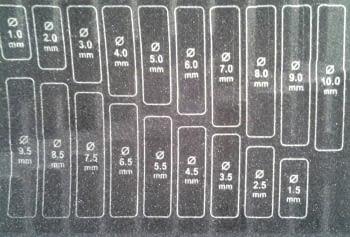 ESTUCHE METALICO CON 170 BROCAS HSS (CAT.1) - 3