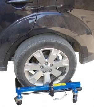 Kit  2 Carros hidraúlicos para elevación de vehiculos, - 1