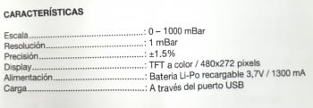TESTER PRESION FILTROS DE PARTICULAS - 3