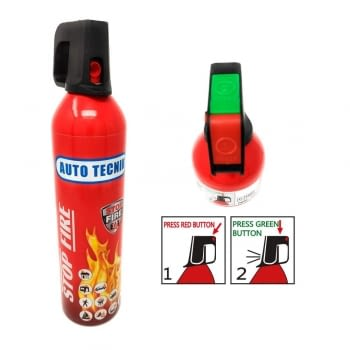 MINI EXTINTOR (750ml) STOP FIRE - 3