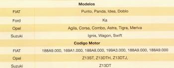 KIT CALADO DISTRIBUCIONES OPEL/FIAT/FORD/SUZUKI - 1