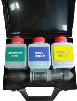 Kit comprobar fugas de culata (Gasolina y Diesel)