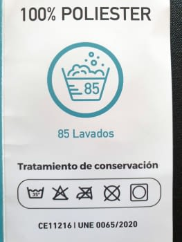 MASCARILLA HIGIENICA REUTILIZABLE 85 LAVADOS NEGRA - 3