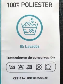 MASCARILLA FFP2 REUTILIZABLE 85 LAVADOS NEGRA - 4