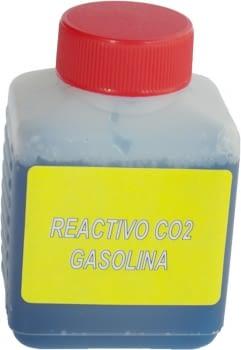 Líquido reactivo CO2 para motores gasolina