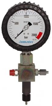 Tester alta presión Common-rail (Master) 2.000 Bares - 1