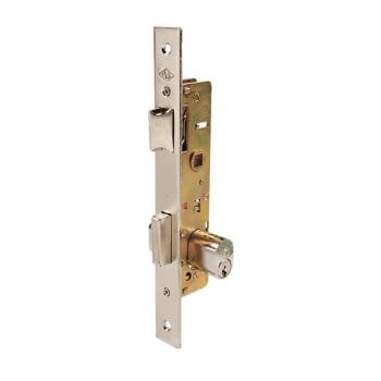 Cerradura embutir mod.1964-0 aguja 20 mm golpe y llave CVL