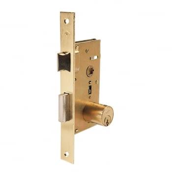 Cerradura embutir mod. 1962/2   llave y golpe CVL