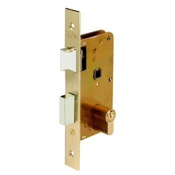 Cerradura embutir mod. 3100 llave y golpe EZCURRA