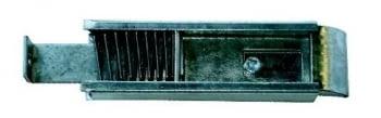 Pestillo lateral con leva para puerta basculante AUMON