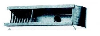 Pestillo lateral sin leva para puerta basculante AUMON