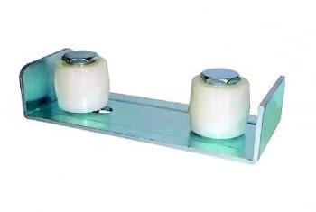 Soporte regulable superior 2 rodillos, tamaño pequeño, AUMON