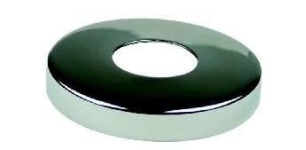 Tapa para base redonda atornillar inox AUMON
