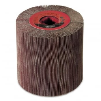 Cepillo chavetero de tela abrasiva corindón BIBIELLE