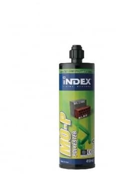 Anclaje químico  grandes cargas MO-P  410 ml  INDEX