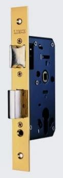 Cerradura embutir picaporte y palanca deslizante ref. 5803 LINCE