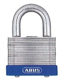Candados seguridad de arco corto en acero laminado con protección anticorrosiva ABUS / Se venden a cajas enteras