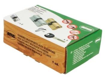 Cilindro de alta seguridad de leva larga  AMIG - 3