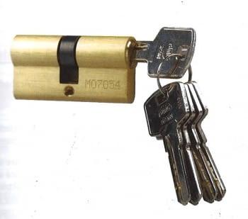 Cilindro de seguridad con leva larga serie 15000 AMIG