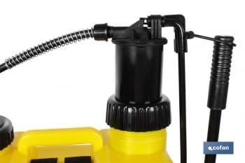 Pulverizador 16 litros de espalda COFAN - 1