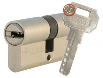 Cilindro serie C2 seguridad perfil europeo LINCE