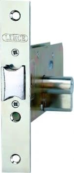 Cerradura embutir para perfiles zócalo ref. 5557  LINCE